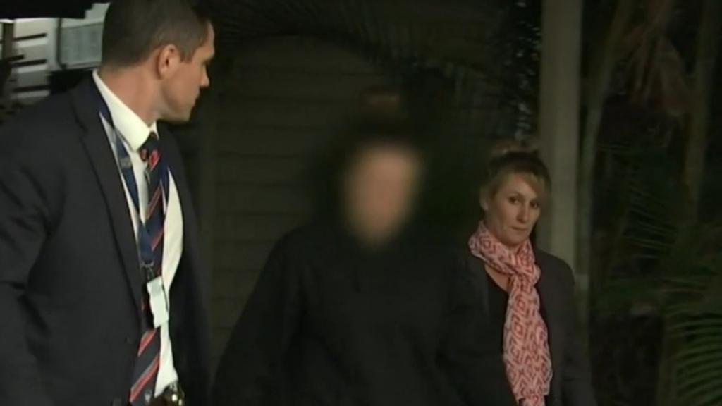 Female school teacher behind bars for sexual assault