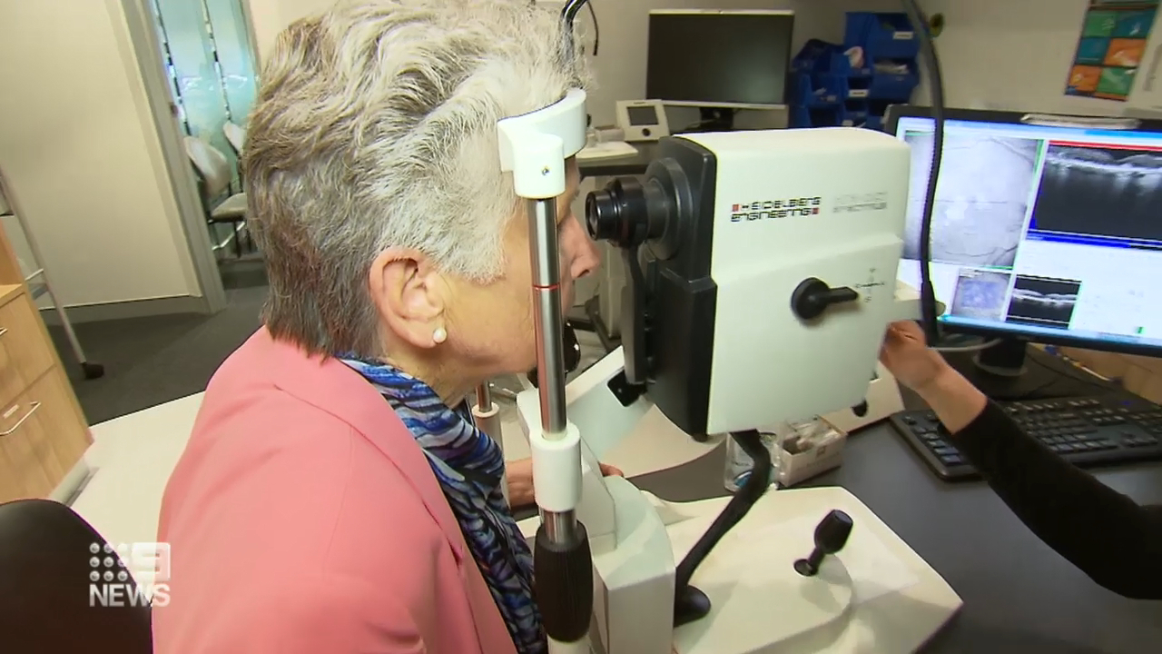 New eye drug brings hope to blindness sufferers