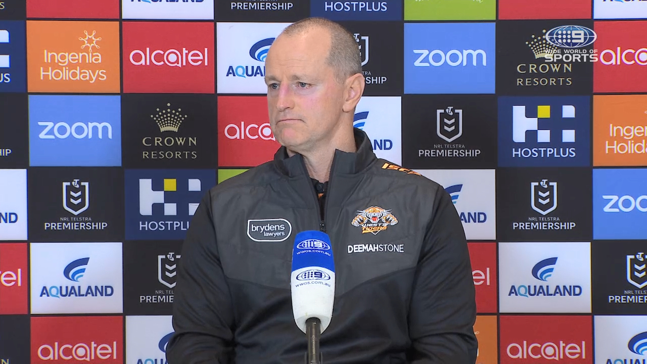 Rabbitohs v Wests Tigers Round 9: Presser - Michael Maguire