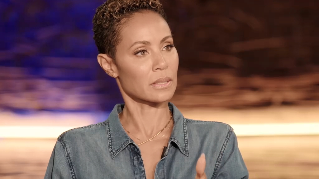 Jada Pinkett Smith admits to having a relationship with August Alsina