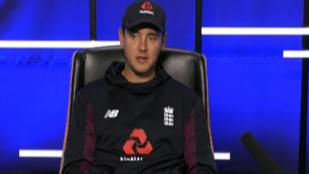 Broad 'gutted' by shock axing from England Test team