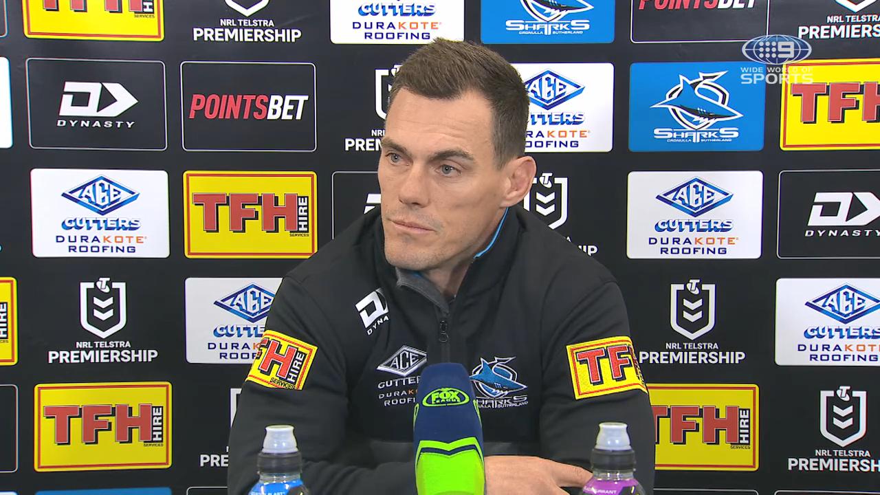 Panthers v Sharks Round 9: Presser - John Morris