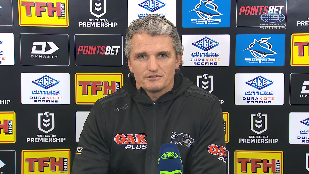 Panthers v Sharks Round 9: Presser - Ivan Cleary