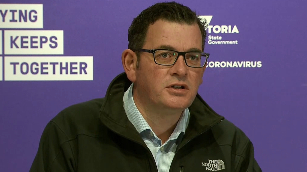 Coronavirus: 'I've got better things to worry about than who went to the footy in NSW'