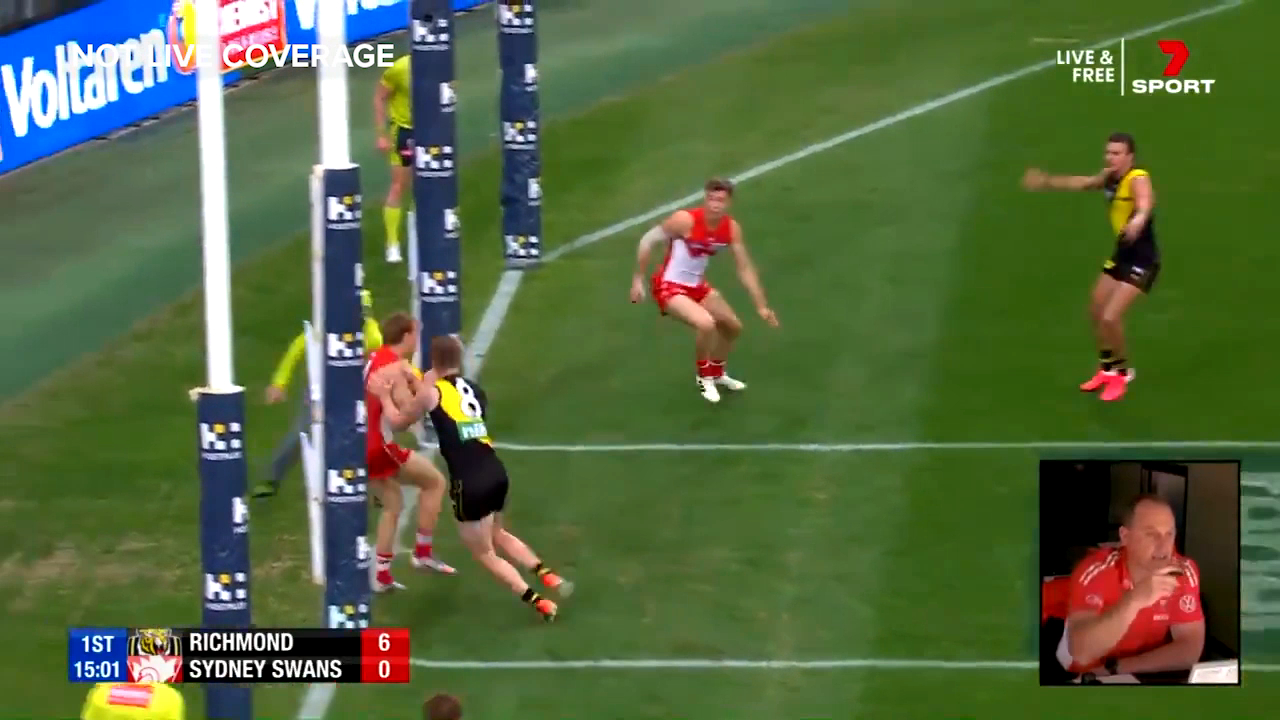 Controversial deliberate call against Mills