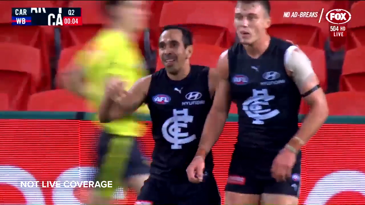 Eddie scores as Blues go coast to coast
