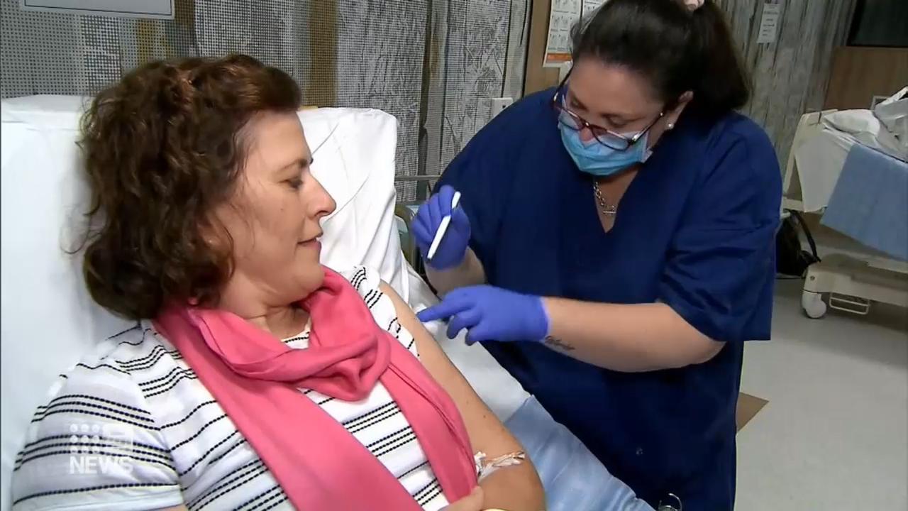 Coronavirus: Volunteers receiving first doses of potential COVID-19 vaccine