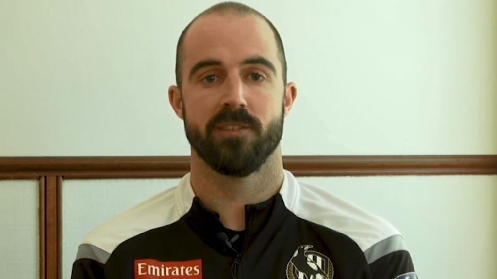 Sidebottom issues apology to teammates, fans