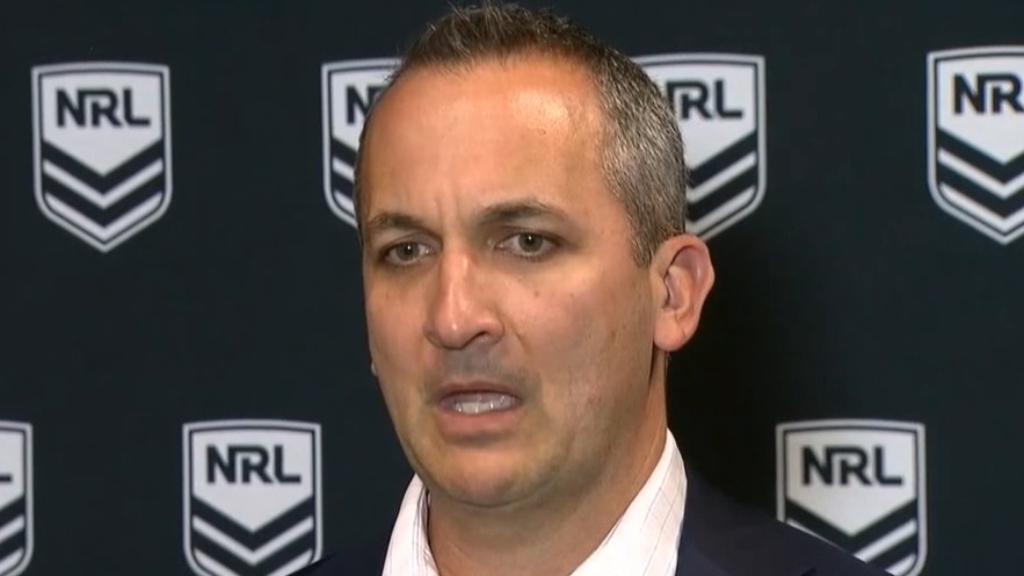 NRL clubs back under COVID-19 protocols