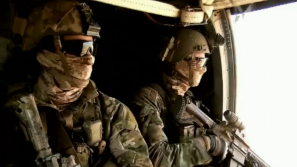 Inquiry launched into alleged ADF 'war crimes'