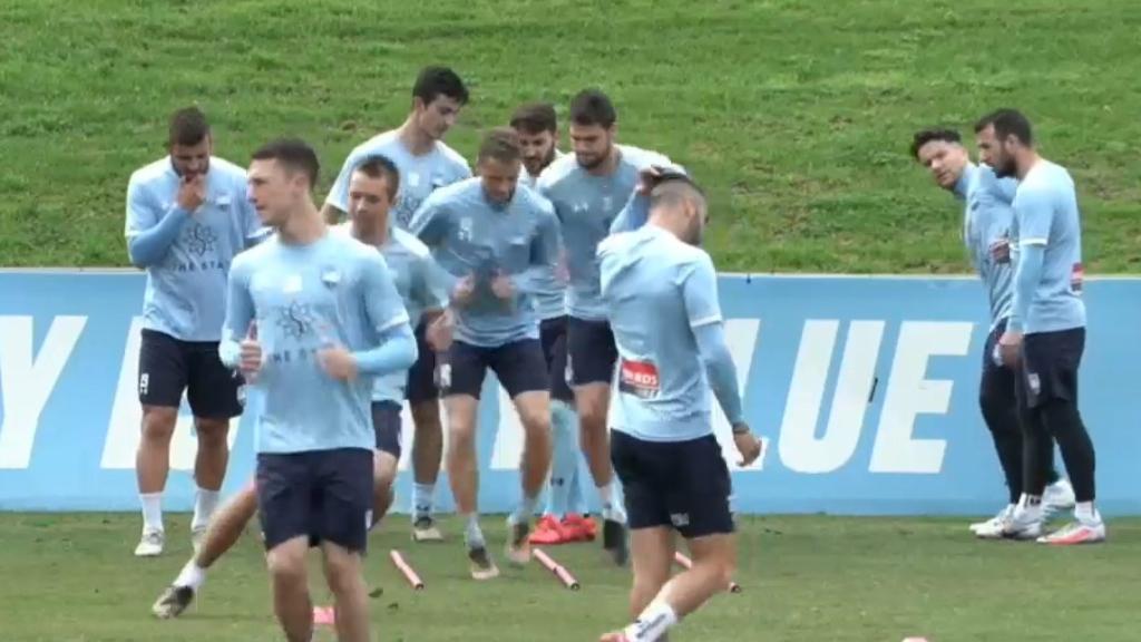 Sydney FC eye A-League restart