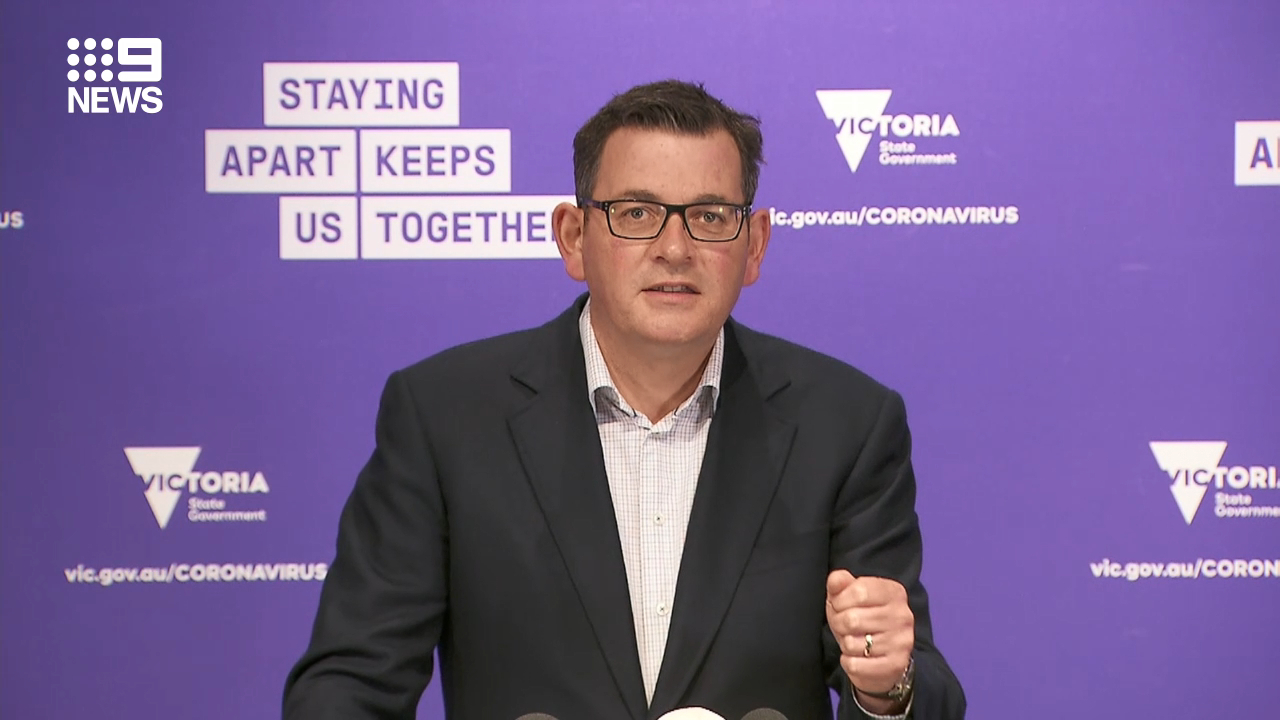 Victoria records 10 new COVID-19 deaths