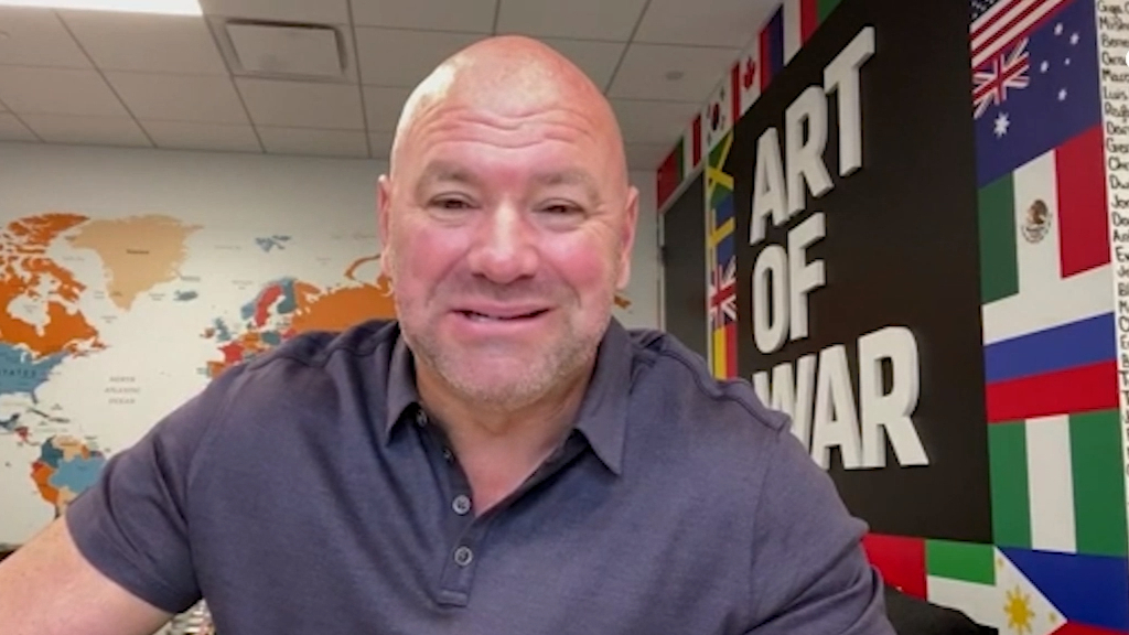 UFC boss discusses success of 'Fight Island'