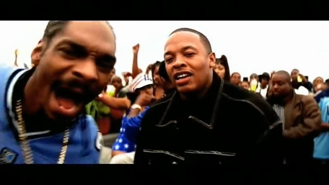 Dr Dre featuring Snoop Dogg - Still D.R.E.