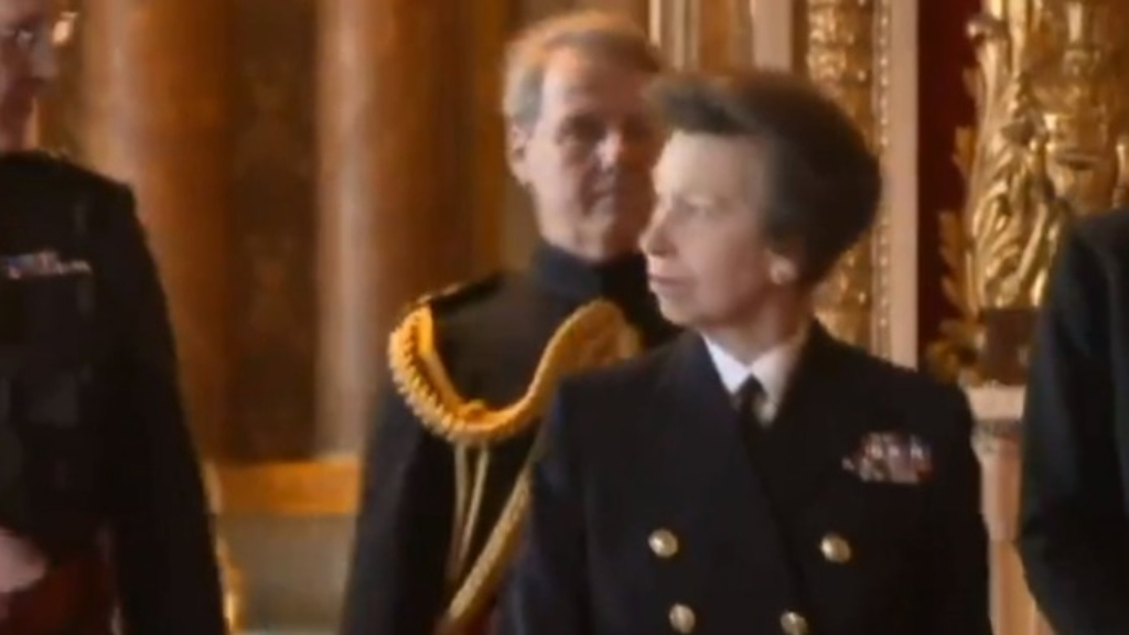 Anne: The Princess Royal at 70 trailer
