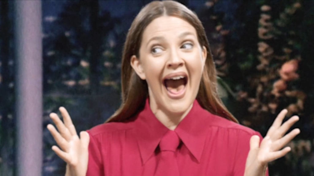 Drew Barrymore releases trailer for new talk show
