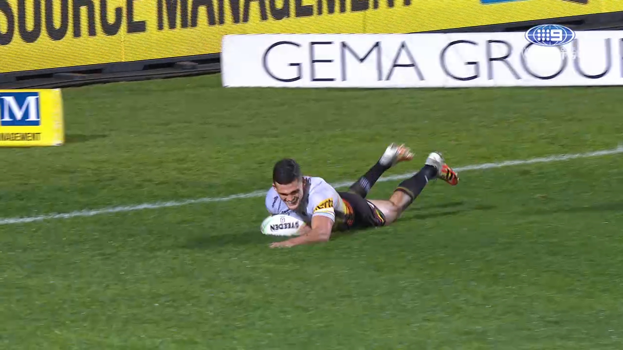 Top 5 Tries: Round 12