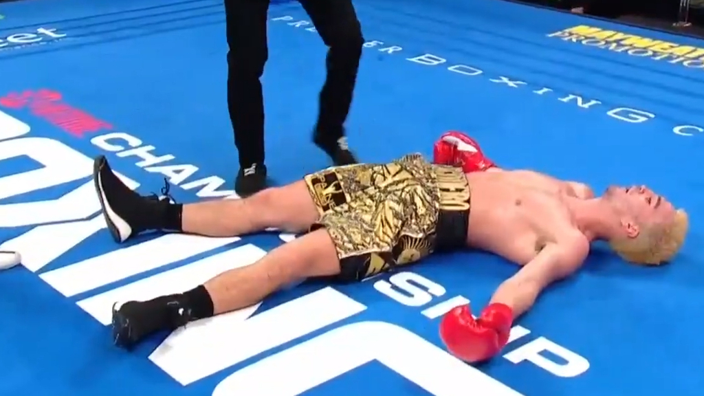 KO of the year candidate
