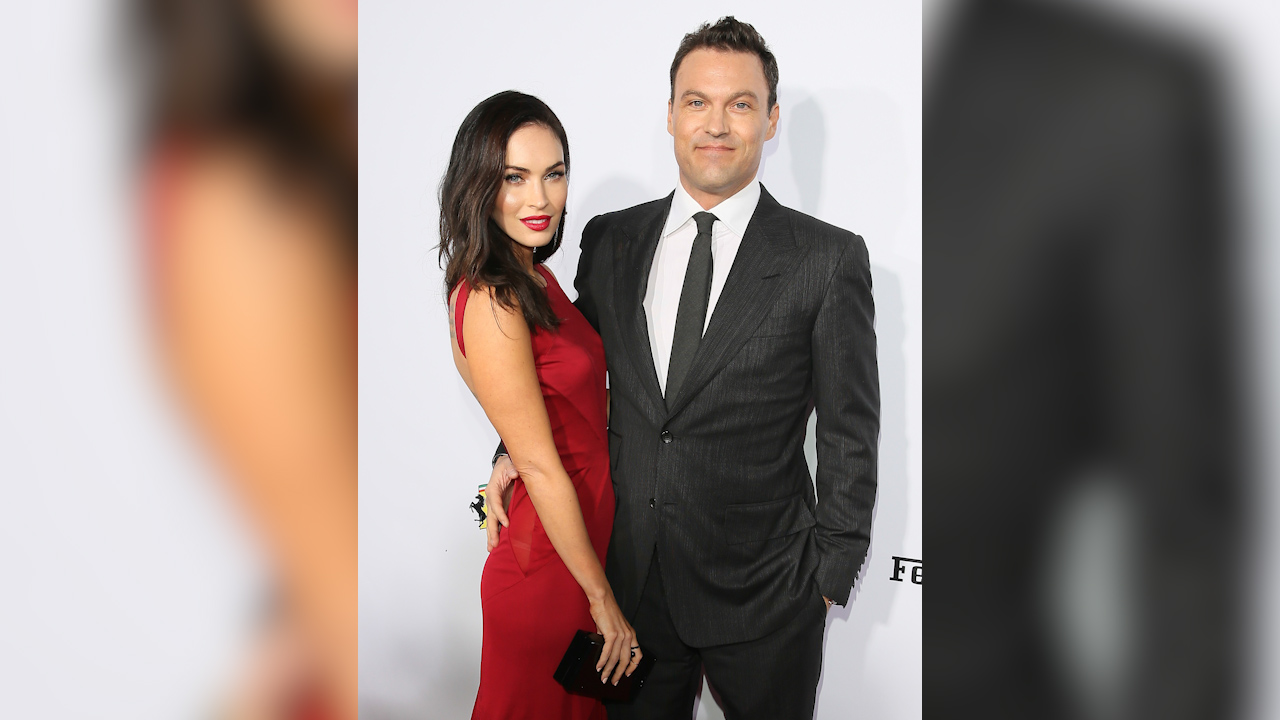 Brian Austin Green reveals he found out about Megan Fox's new relationship his 'own way'