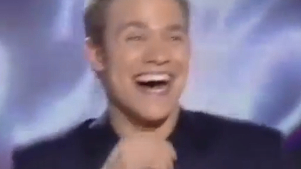 Will Young wins UK Pop Idol 2002