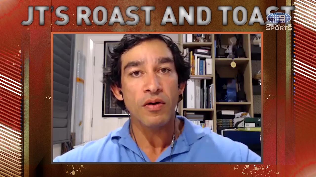 Payten declines Warriors: JT's Roast and Toast