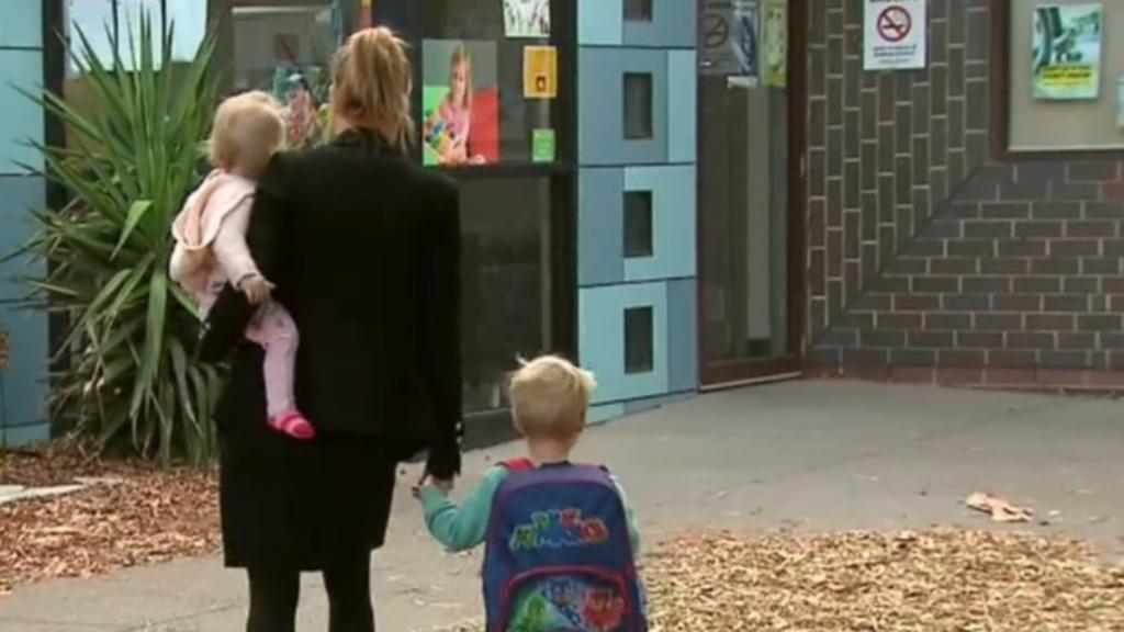 Coronavirus: Victoria childcare decision in limbo