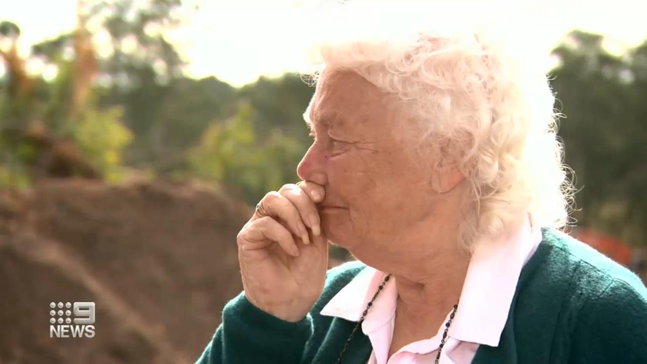 Elderly couple evicted in Queensland
