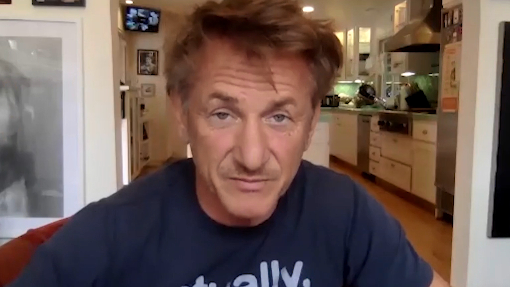 Sean Penn confirms marriage to Leila George