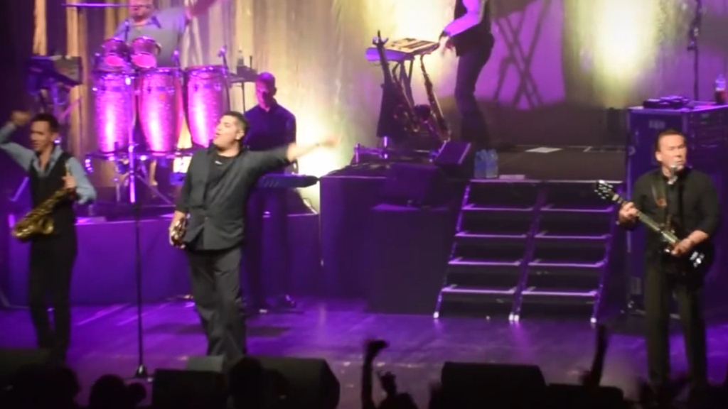 UB40 tour Europe in 2015