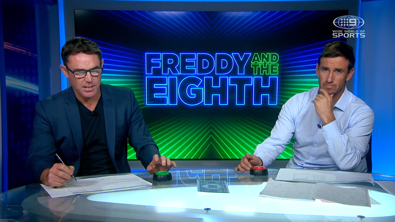 Freddy and Joey skeptical about Widdop's potential NRL return: Freddy & the Eighth