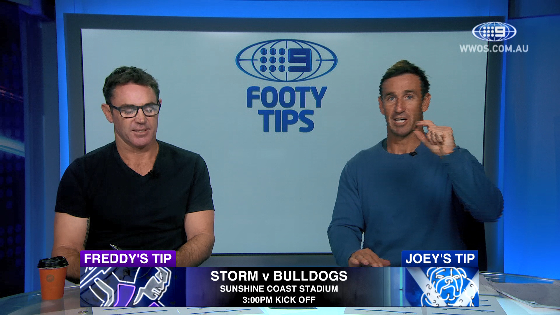 Freddy & Joey's Tips: Round 13