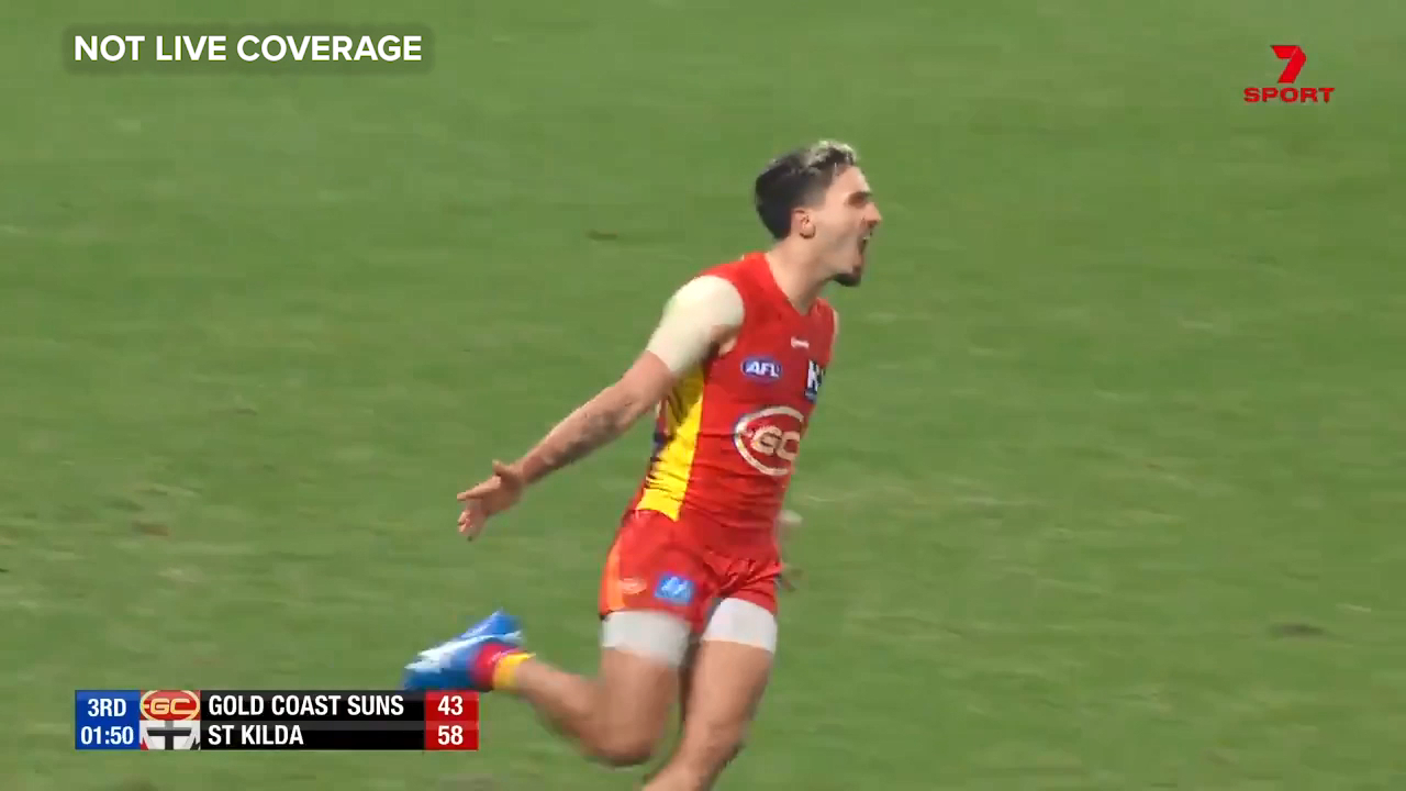 Rankine closes the gap for Suns