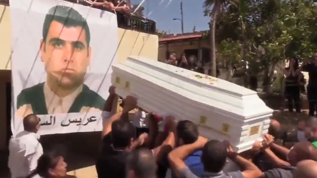 Anger growing in Beirut over fatal explosion