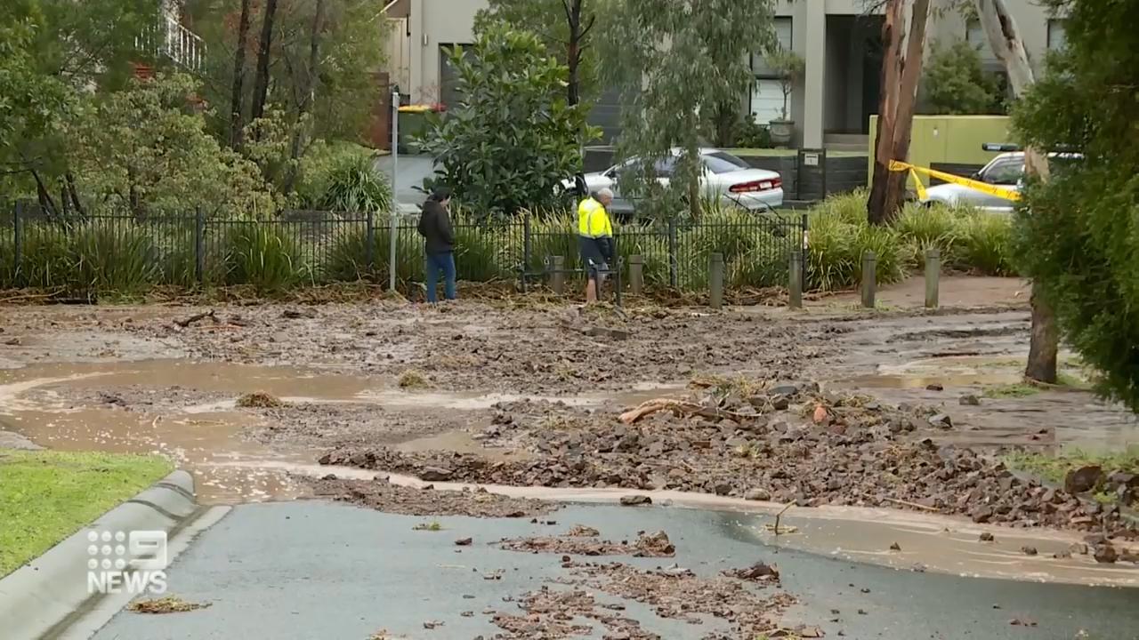Heavy rain warning for Sydney