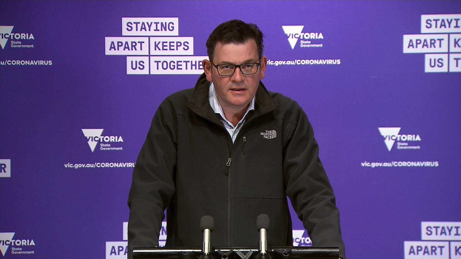 Coronavirus: Victoria records 17 deaths on nation's deadliest day
