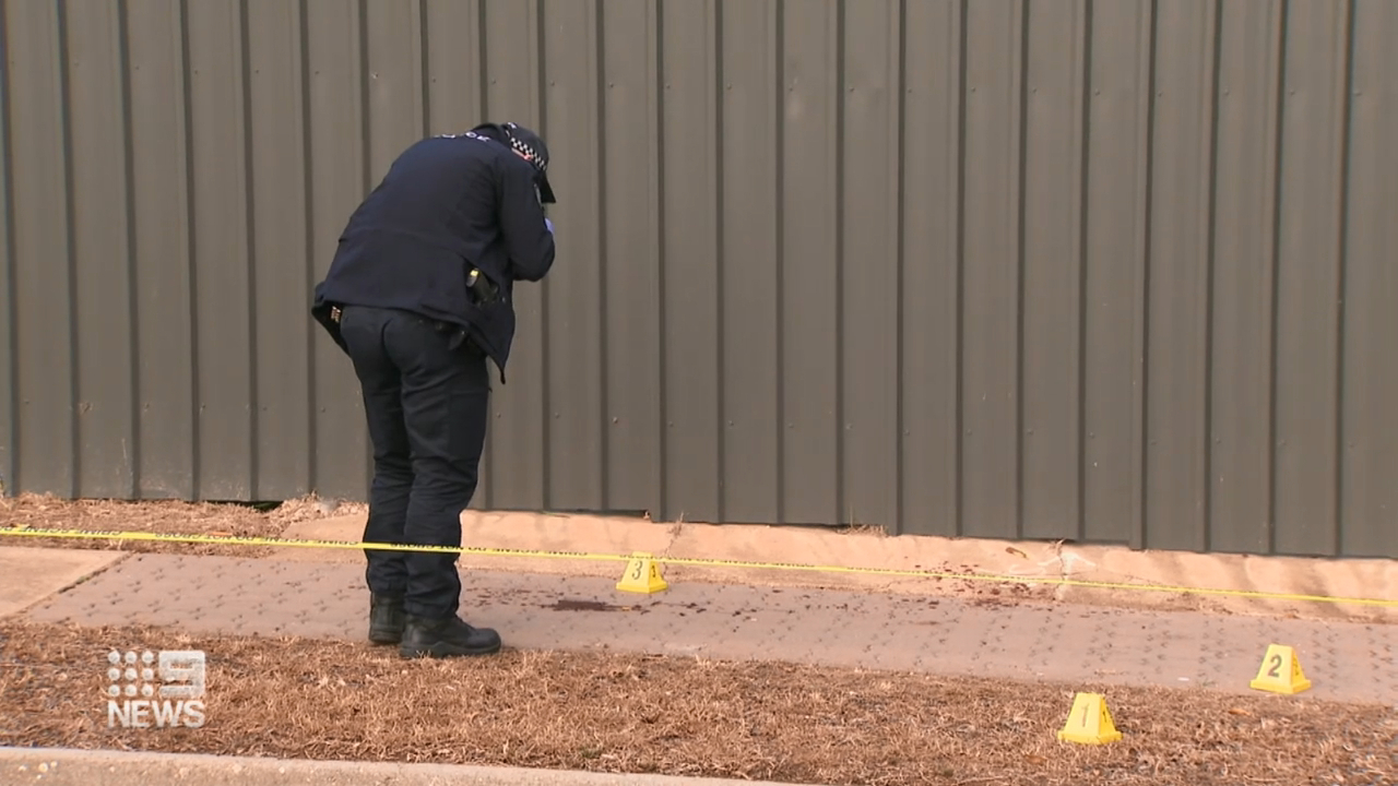 Police searching for three suspects in Adelaide stabbing attack