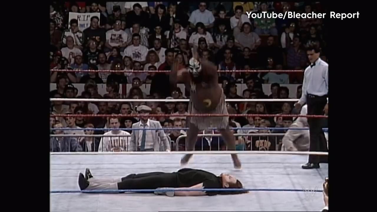 Wrestling legend Kamala dies