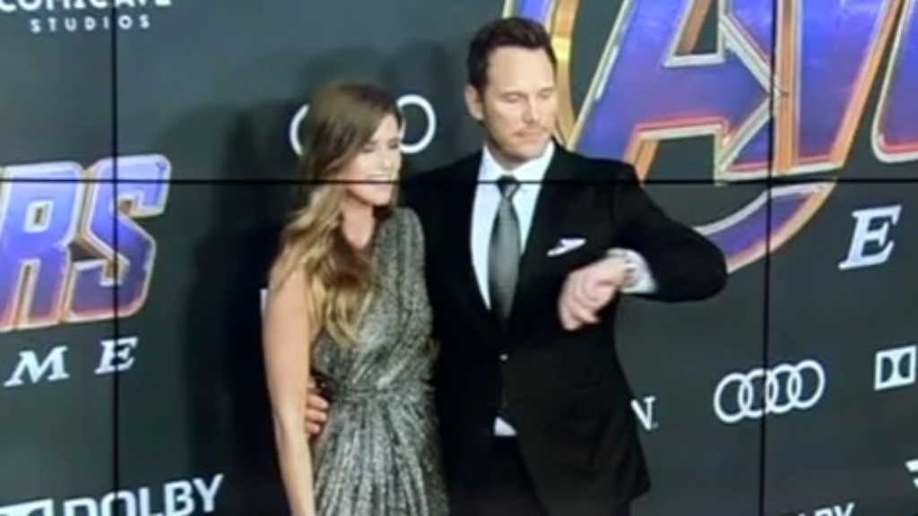 Katherine Schwarzenegger and Chris Pratt welcome their first child together