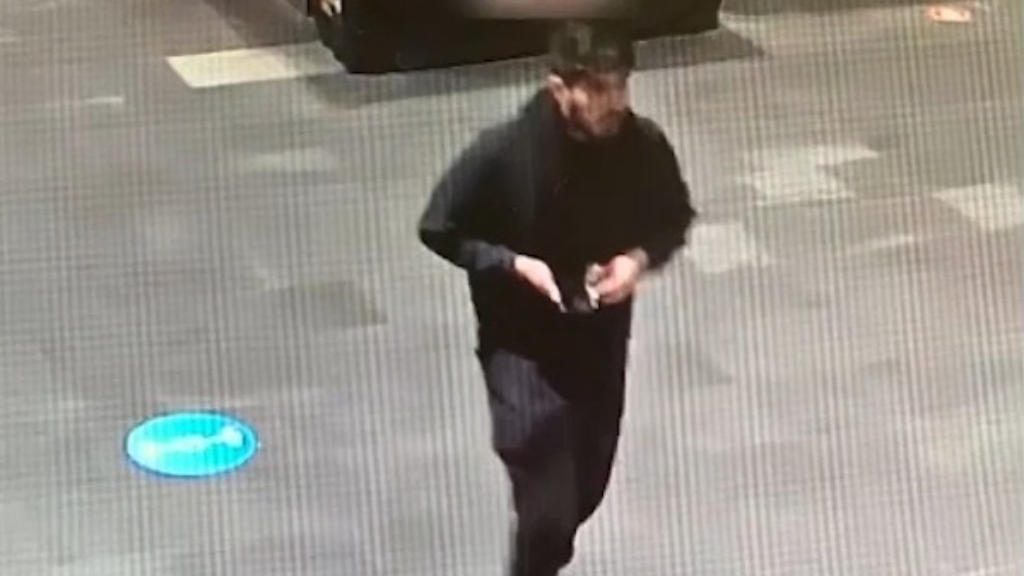 Victoria Police hunting Melbourne upskirt suspect