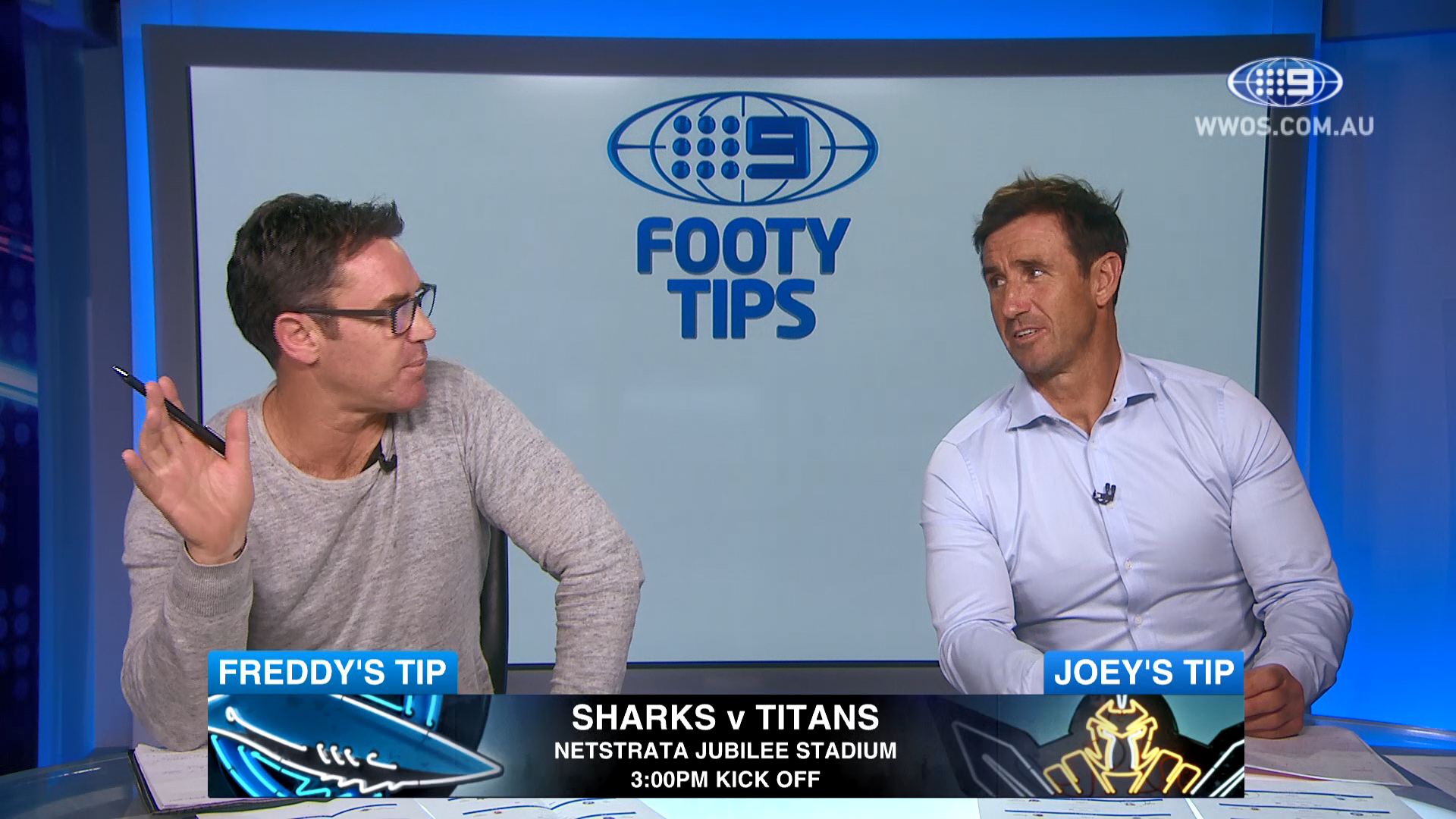 Freddy & Joey's Tips: Round 14