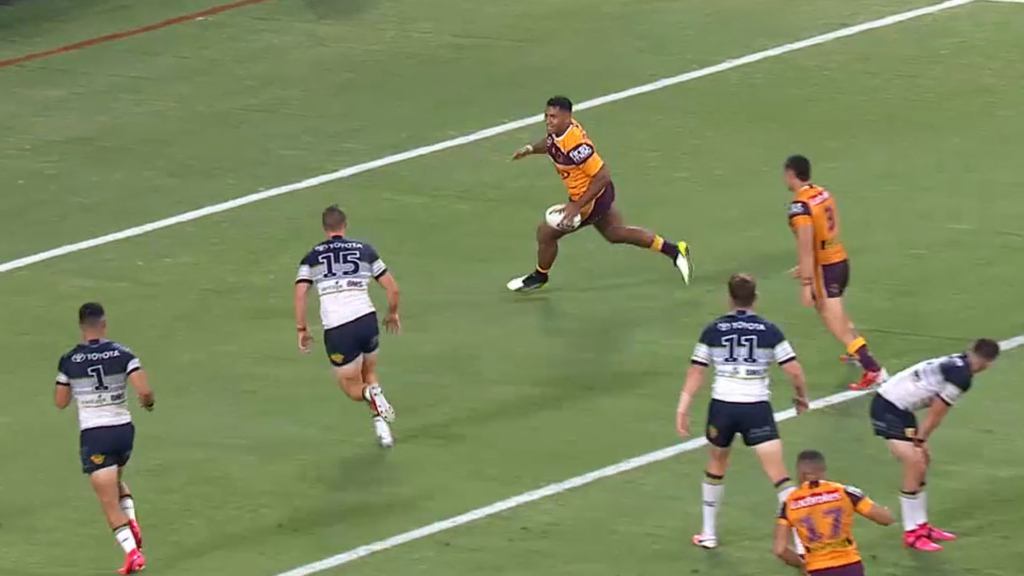 Tevita Pangai Junior's future and whether the Melbourne Storm could be a potential fit