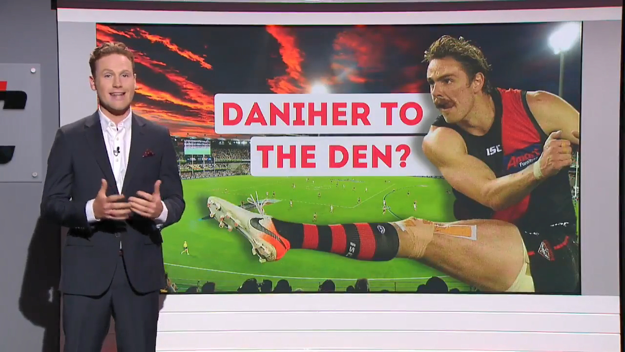 Lions interested in Daniher trade
