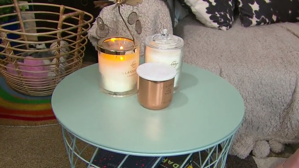 Shelly Horton's tips for vamping up your home on a budget