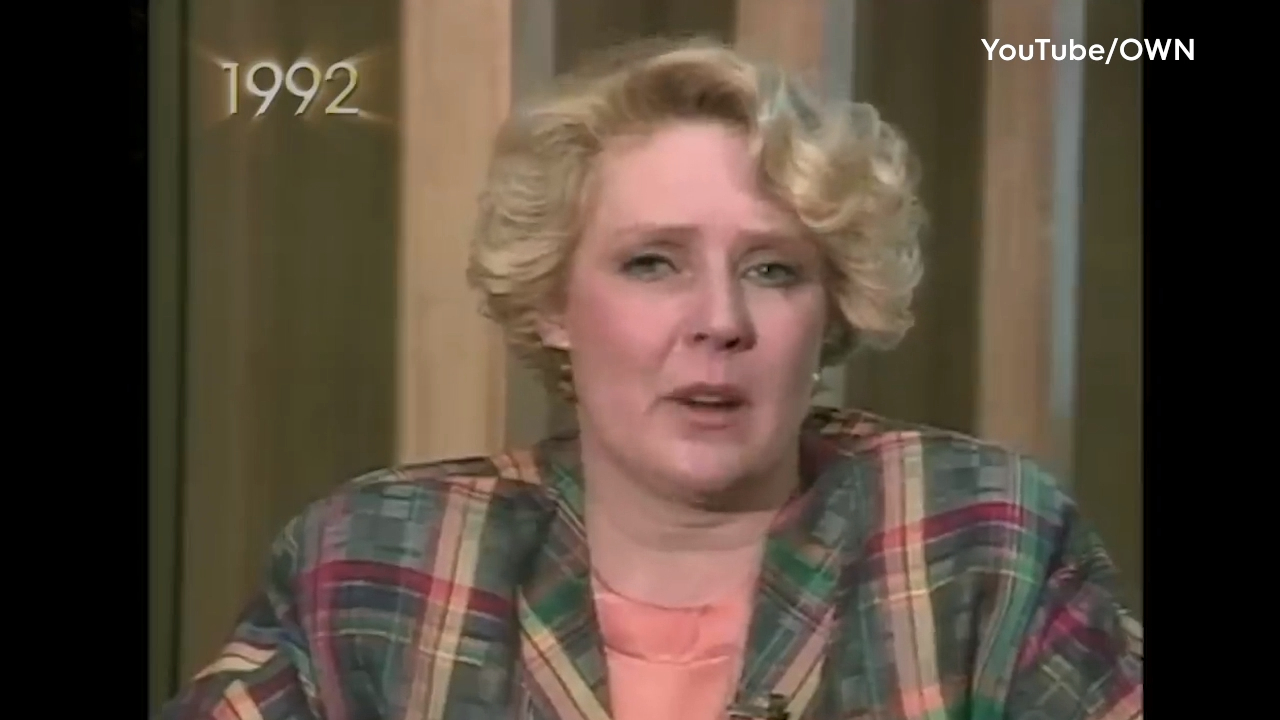 Betty Broderick speaks to Oprah Winfrey from jail
