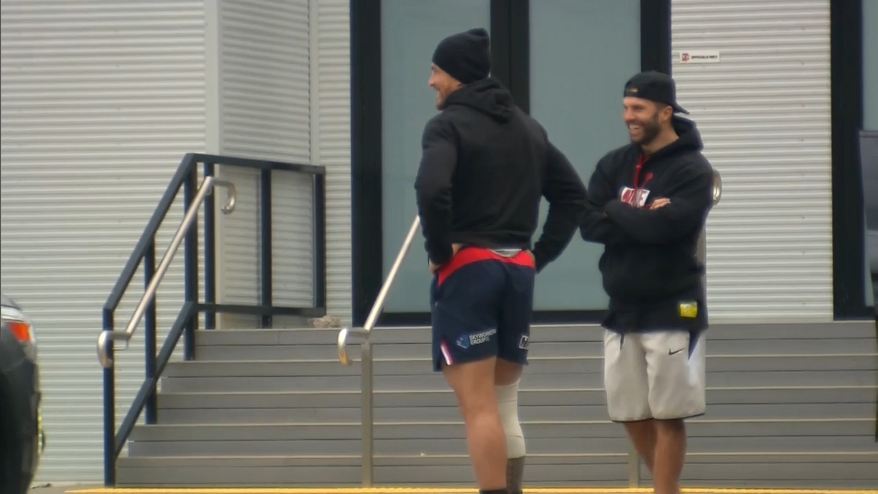 SBW joins Roosters at training