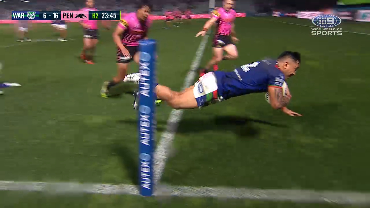 NRL Highlights: Warriors v Panthers - Round 14