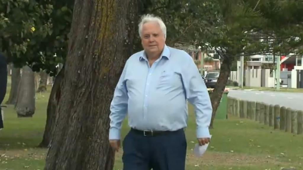 Clive Palmer's multi-billion dollar legal claim blocked