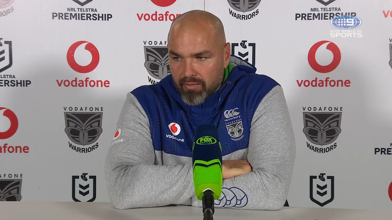 Warriors v Panthers Round 14: Presser - Todd Payten