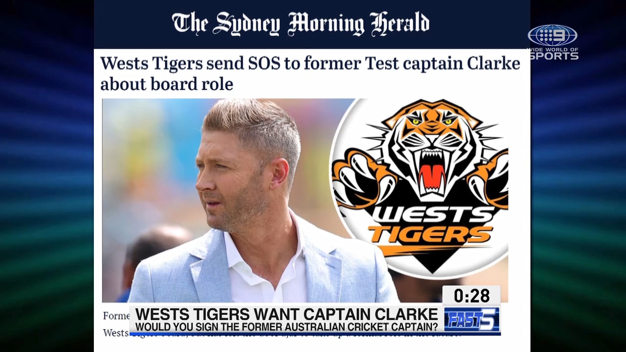 The Wests Tigers have an identity crisis
