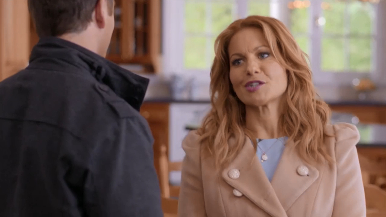 Candace Cameron Bure stars in the Aurora Teagarden Mysteries